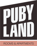 PubyLand – Rooms & Apartments logo